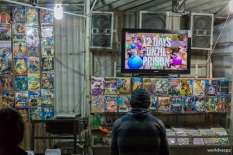 Night market / Νυχτερινή αγορά