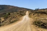 On our way to La Higuera, the landscape reminded us of Greece / Κάτι από Ελλάδα μας θύμισε το τοπίο στο δρόμο προς La Higuera