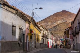 """Cerro Rico"" - The rich (in silver) mountain / Το ""Cerro Rico"" - Το πλούσιο (σε κοιτάσματα ασημιού) βουνό"