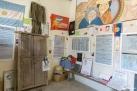 The museum of La Higuera, dedicated to El Che / Το μικρό μουσείο της La Higuera αφιερωμένο στον Che