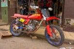 Jorge's motorcycle / Μερακλής ο Jorge
