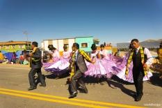 """Another """"fiesta"""", another blocked road / Ακόμη ένα πανηγύρι, ακόμη ένας κλειστός δρόμος"""